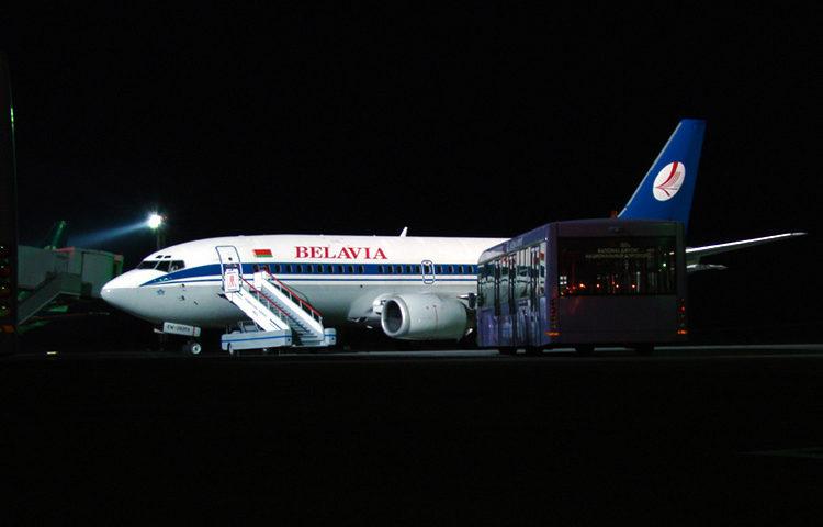 рейсы самолетов из минска в баку